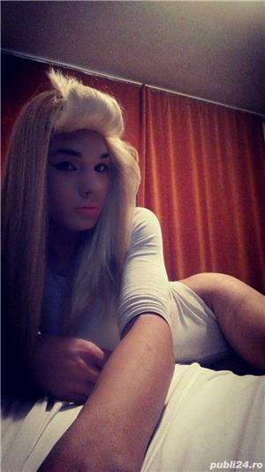 Transsexuala sexy si provocatoare te pot purta in lumea fanteziilor si a placerilor nebanuite❤💋✔