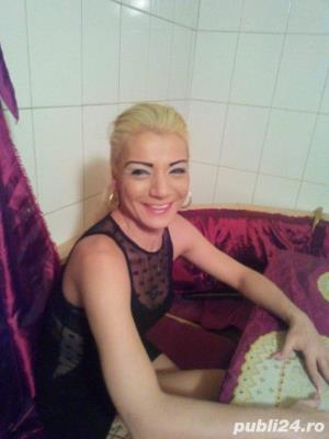 Escorte Bucuresti Sex: Blonda ***y