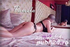 Escorte Bucuresti Sex: Pamela. Masaj erotic cu GFE la superlativ